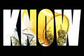 Marijuana Information, Know  — Stock Photo