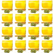 Marijuana Background  — Stock Photo