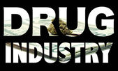Marijuana Drug Industry  — Stockfoto