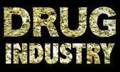 Marihuana drug industrie — Stockfoto