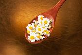 Spoon health — Stock Photo
