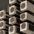 Stock Photo: Air conditioning