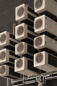 Air conditioning — Stock Photo