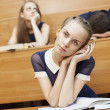 Boring lesson — Stock Photo #30009475