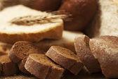 Sunny bread — Stock Photo