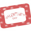 Royalty-Free Stock Imagen vectorial: Valentine day stamp
