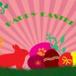Easter background — Stock Vector #19839807