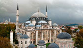 Sehzade Mosque ( Prince mosque ). Istanbul, Turkey — Foto de Stock