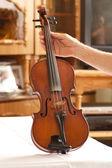 Violin, fiddle — 图库照片