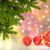 Desea feliz Navidad — Foto de Stock