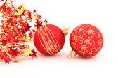 Dekoration für den Weihnachtsbaum — Stockfoto