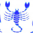 Zodiac signs 1 — Stock Photo