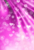 Pink background — Stockfoto