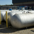 Propane Tanks — Stock Photo #35942977