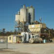 Stock Photo: Cement Plant