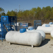 Propane Tanks — Stock Photo