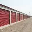 Stock Photo: Storage Unit Facility