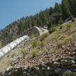 Stock Photo: Water Pipeline