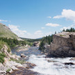 Swiftcurrent River — Stock Photo