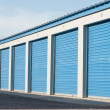 Stock Photo: Storage Units