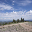 Stock Photo: Hogback Mountain