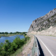 Jefferson River, Montana — Stock Photo