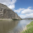 Missouri River Near Origin — Stock Photo