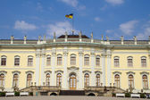 The Luwigsburger Castle - baroque palaces — Stock Photo