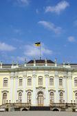 Ludwigsburg Palace - Baroque castle — Stock Photo