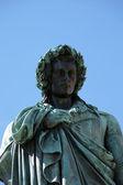The Schiller memorial in Stuttgart - Schiller Denkmal — Stock Photo