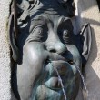 Dragonflies fountain in Stuttgart  - Libellen Brunnen — Stock Photo