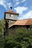 Esslingen - old fortress watchtower - Esslinger Burg die Hochwacht — Stock Photo