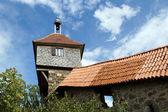 Esslingen - old fortress watchtower — Stock Photo