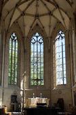 Sanctuary of the Alexander Church in Marbach am Neckar — Stock Photo