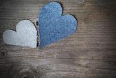 Valentine's concept card — Stock Photo