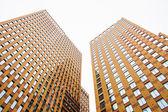 Ufficio edifici amsterdam — Foto Stock