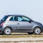 Fiat 500 — Stock Photo #24605913