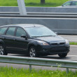Постер, плакат: FORD FOCUS Station wagon