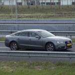 Постер, плакат: Audi A5 Sportback