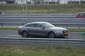 Audi A5 Sportback — Stock Photo