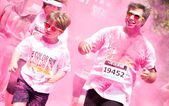 The Color Run 2014 The Netherlands — Stockfoto