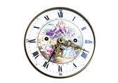 Hermoso reloj antiguo. — Foto de Stock