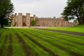 Glamis castle — Stock Photo