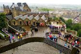 Edimburgh Castle — Stock Photo
