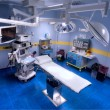 Operating room view from above — Foto de Stock