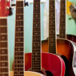 Guitars — Stock Photo
