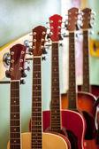 Guitares — Photo