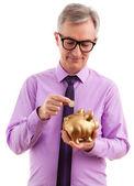 Sucesso de empresário — Foto Stock