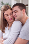Lovely couple — Stockfoto