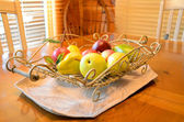 Fruits on the table — Stock Photo
